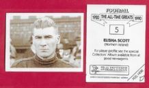 Northern Ireland Elisha Scott Liverpool 5